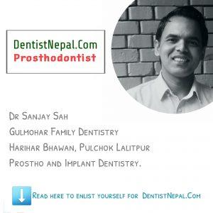 Dr Sanajy sah