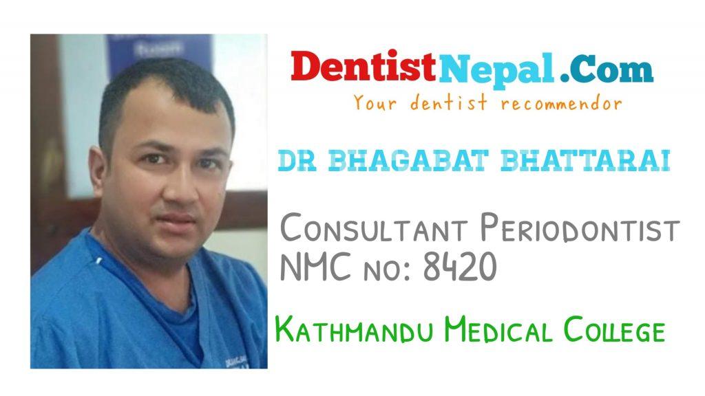 Dr Bhagabat Bhattarai