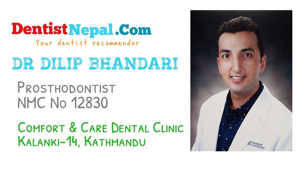 Dr Dilip Bhandari