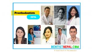 Prosthodontists in Nepal